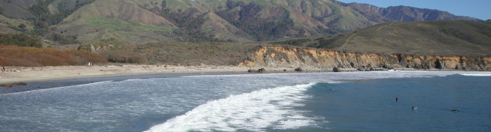 Writing the Big Sur Wave