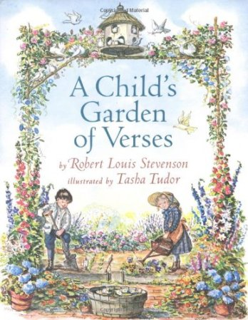 Child's treasury of verse